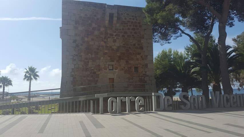 Torreon de Benicassim - Benicasim