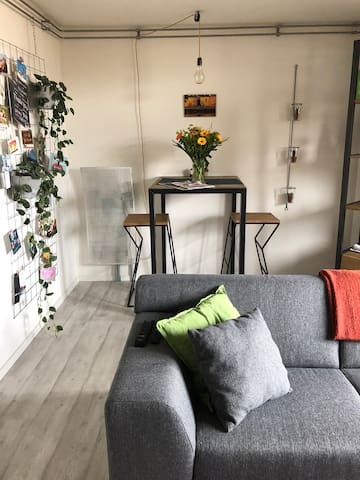 Cozy design apartment Westerpark