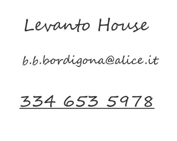 House Levanto, casa vacanza indipendente