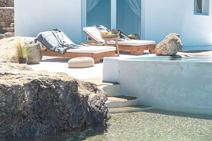Mykonos HIGH Sunset Hili Pad Villa