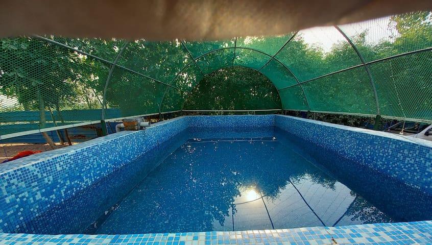 3 BHK farm with pool Noida