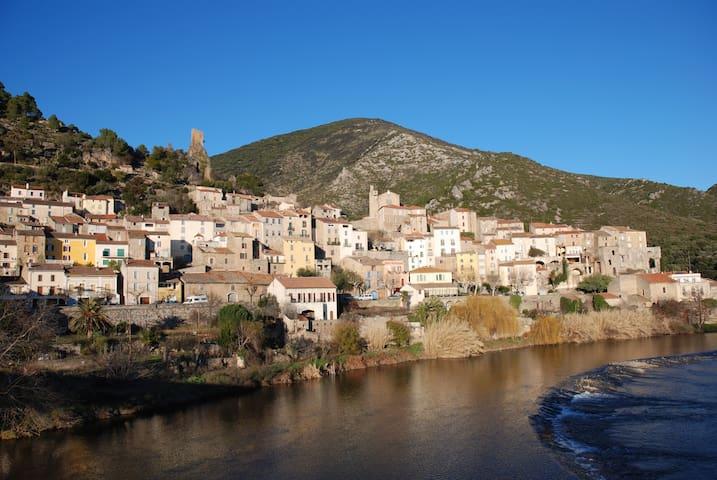 Authentic & Beautiful Home in Roquebrun