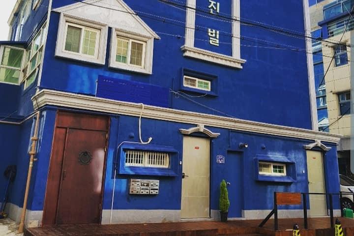 """통영 """"최고 가성비 갑""""  관광도 딱좋아!  """"코로나 청정숙소!"""""""