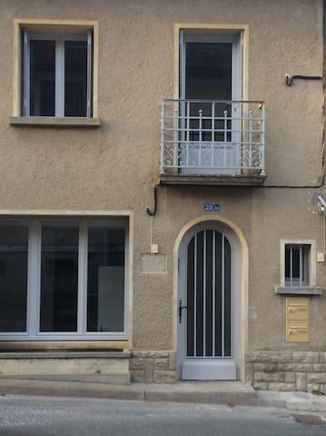 Beau et calme F1 à Saint Maixent l'Ecole - Saint-Maixent-l'École - Daire