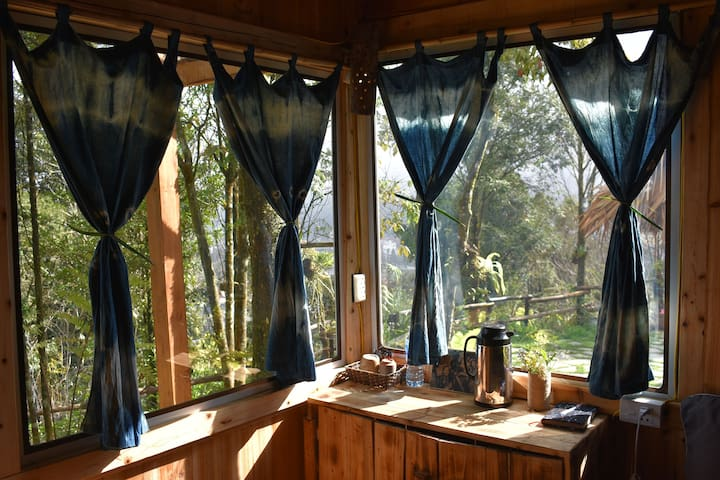 Sapa Jungle Homestay - Private Bungalow #1