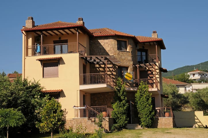 FRAGMA to let..  view lake - Serres - Guesthouse