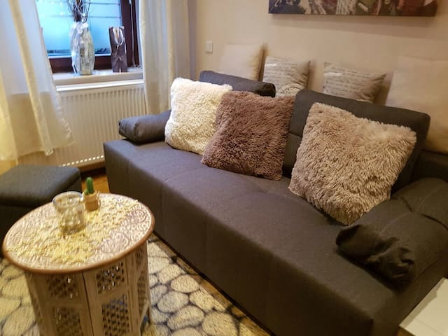 Lovely/Cosy City apartment - Essen - Byt