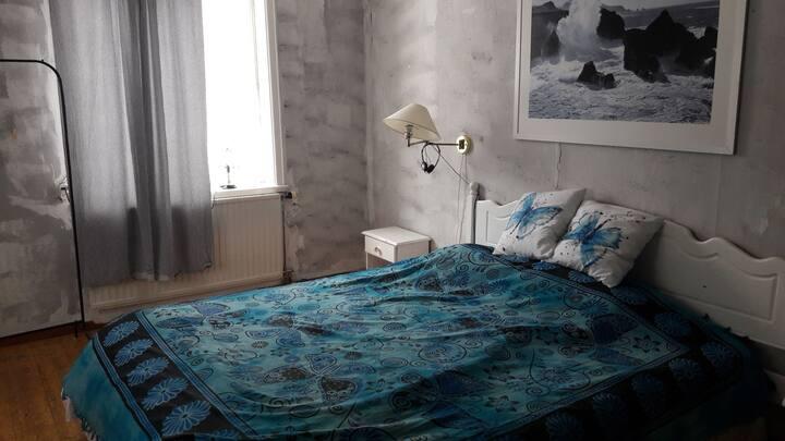 room on our homstead Västansjö,Bollstabruk,