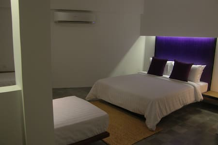 1 Double Bed Room/The Purple Mangosteen Hotel - Krong Siem Reap