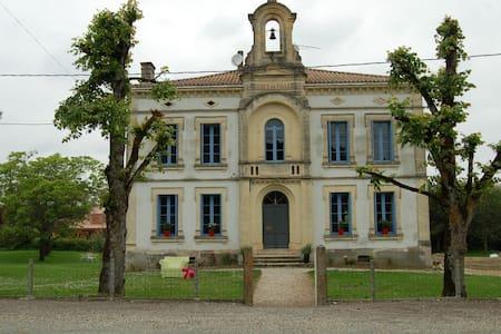 Bourgougnague in Zuid Frankrijk - Bourgougnague - 住宿加早餐