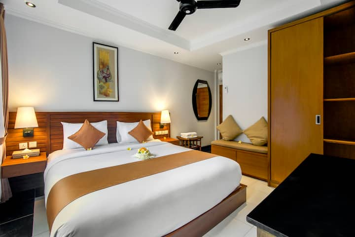 Hartaning Cozy Beautiful Room Close to Ubud Center