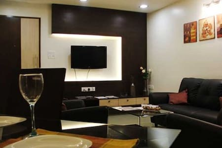 Beautiful Home in Mumbai - Kalyan - Apartment-Hotel
