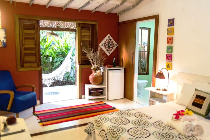 CHARMING SUÍTE IN TRANCOSO - sleeps 3 people