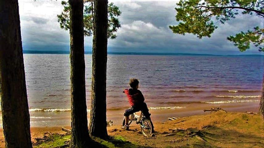 Озеро Волго