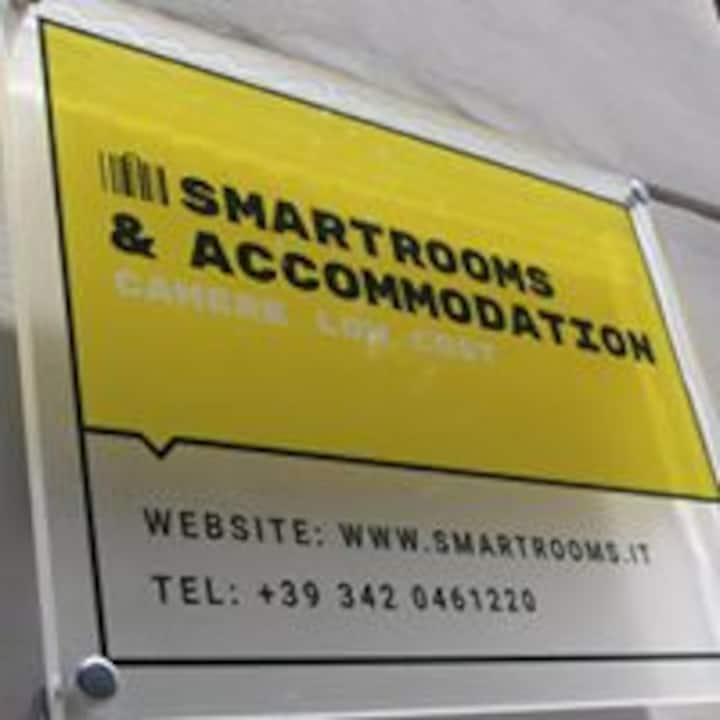 Smart Rooms  B&B, camera Menta