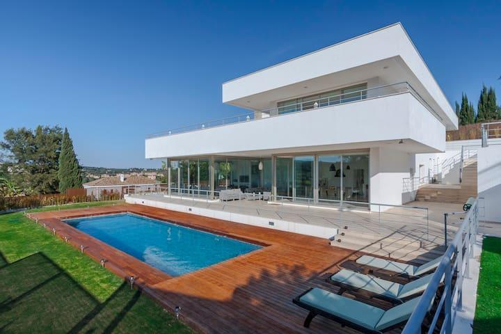 Villa Blanca - Sotogrande buena vida - San Roque - Villa