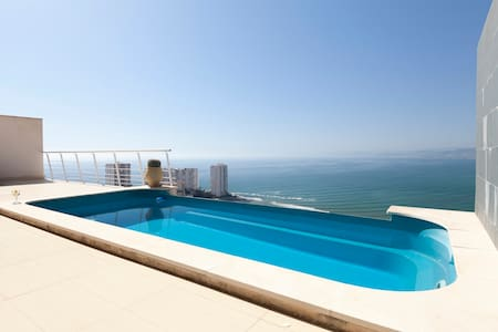 VILLLA INFINTY BEACH - Faro de Cullera