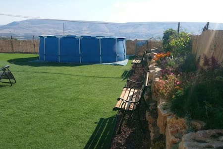 new apartment sea of Galilee - Poria - Neve Oved
