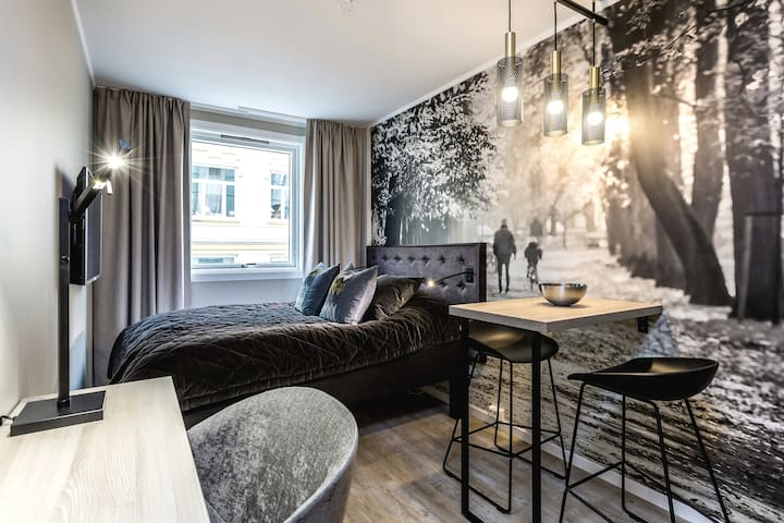 Charming and Cozy Flat Perfect for an Oslo Getaway