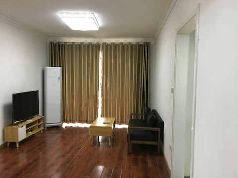 중국 우한시 (CSOT, TIANMA) 출장자를 위한  Guest House