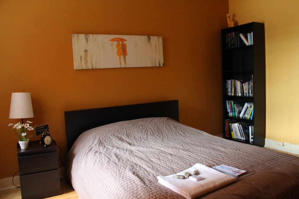 2ème chambre avec lit double