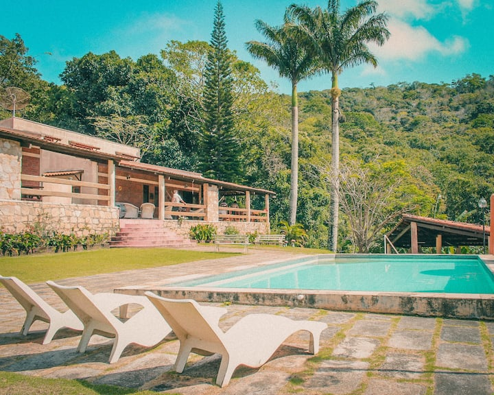 Casa de Serra - Número 01 - Perto de Guaramiranga