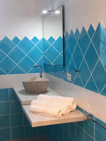 Camera con bagno privato Torpè Sardegna