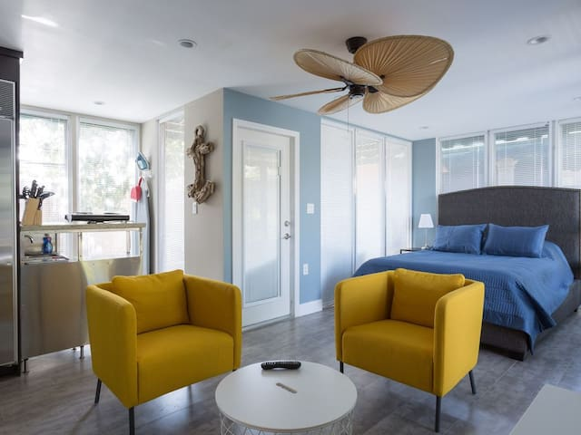 ★☆Guest House In The Heart of Miami