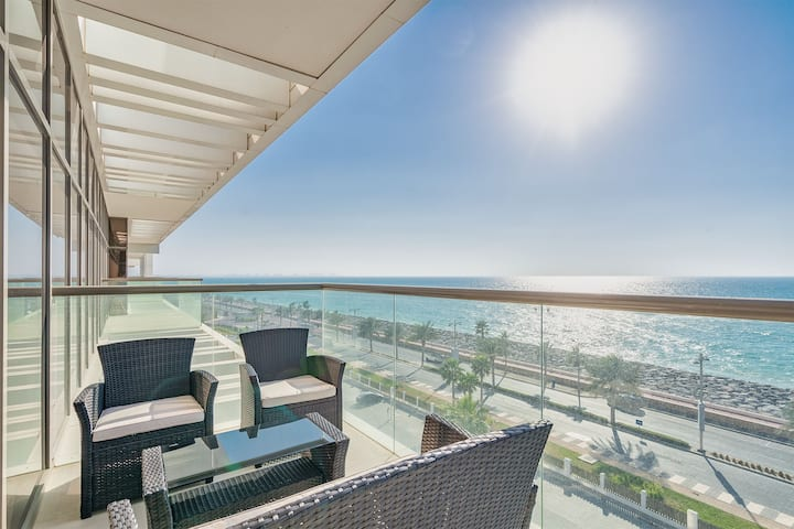 Fascinating 2 Bedroom | Full Sea View | The 8