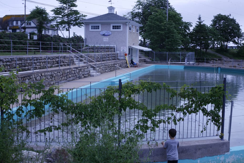 Chester Lido Public Pool