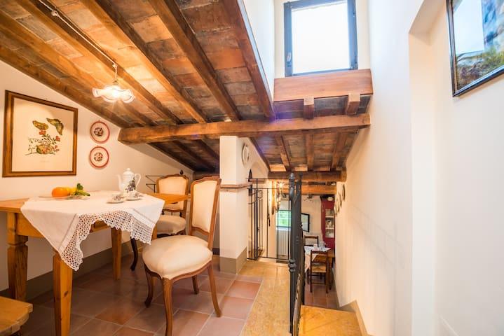 Tognazzi Casa Vacanze - Il Camino - Certaldo - Apartemen