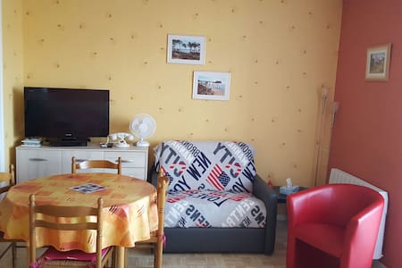 Jolie studio dans résidence calme - Rochefort - Appartamento