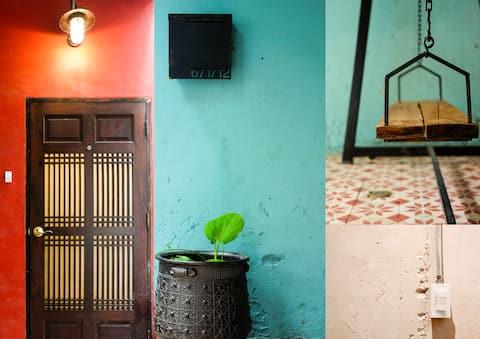 EntireHouse/MRT/Samyan/Siam/Streetfood/Railway Stn