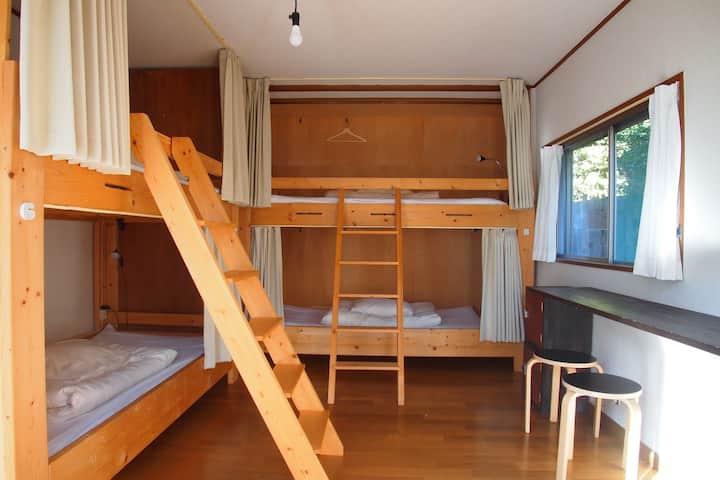 Mixed dormitory room A (Nara city)