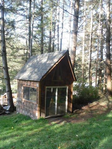 Isolated Tiny House