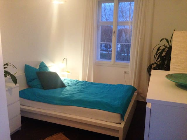 Cozy & inviting room in a refurbished historic gem
