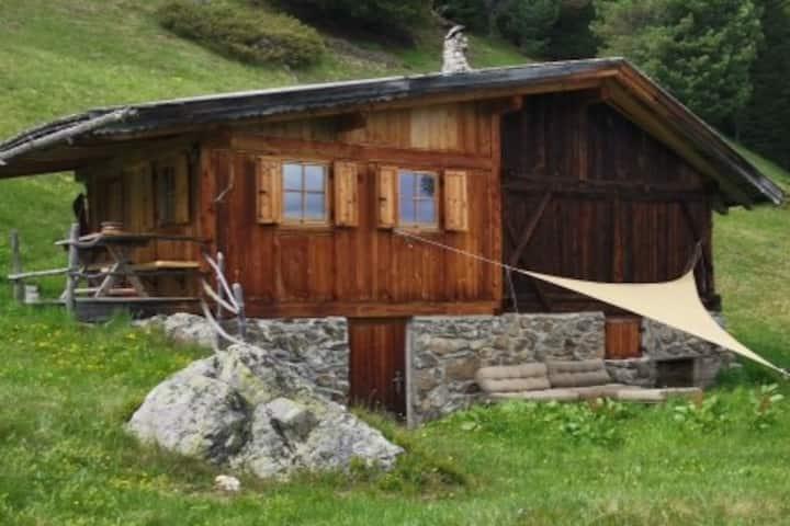 Exklusive Almhütte in Südtirol - Himmelreich