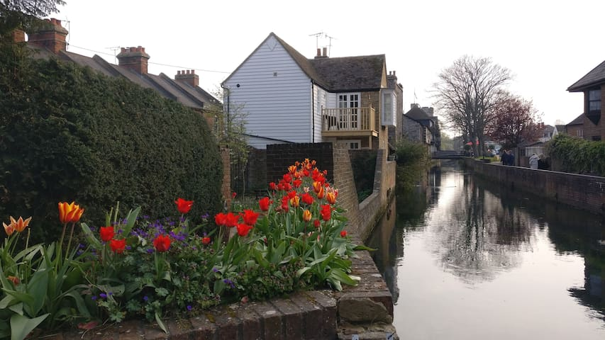 Butterfly Cottage - A Riverside Gem in the City