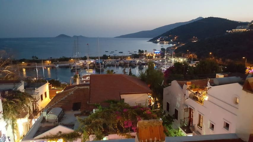Luxury Apartment in Kalkan, with Private Pool