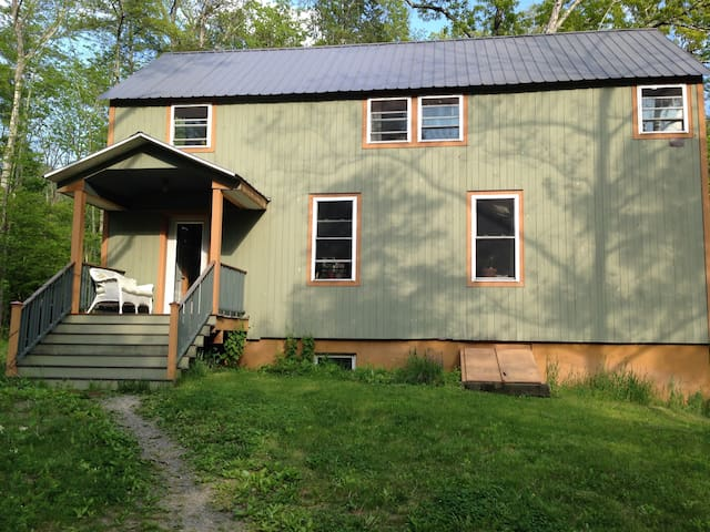 Light & Bright 2 bdrm Pine House - High Falls - House
