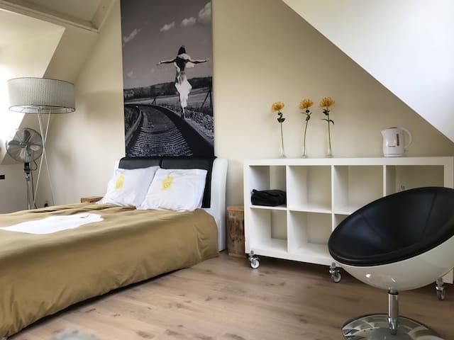 Nijenrode penthouse Breukelen - Breukelen - House