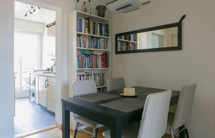 Nice and modern 3 bedroom apartment - Genewa - Apartament