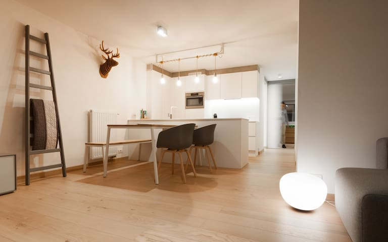 NEW BRUGES - trendy & cosy appartment