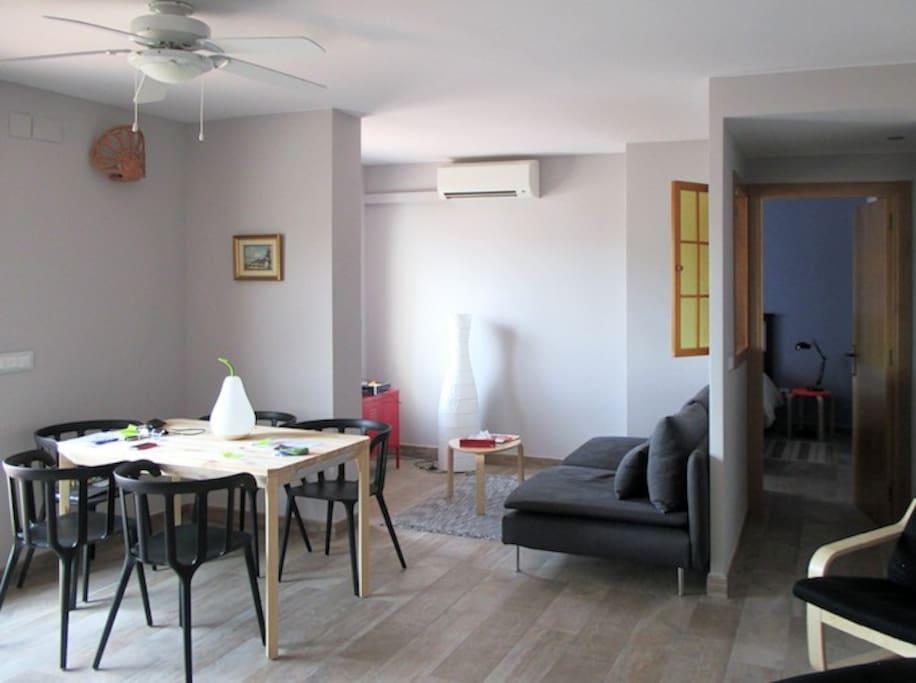 SALA PRINCIPAL - SALON - LIVING ROOM