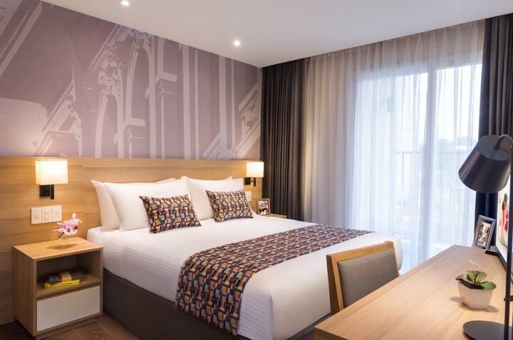 Citadines Central Binh Duong, 1 Bedroom Deluxe Apt