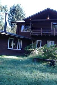 Casa de campo en Pucón - House