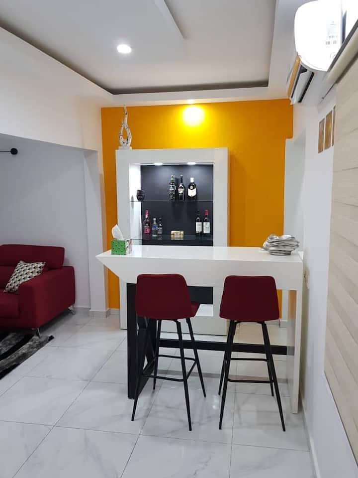 Appartement de charme calme au cœur d'Abidjan