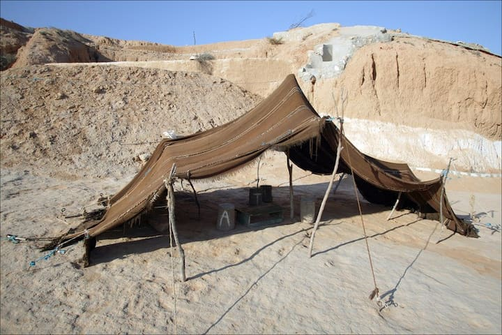 Siwa Tent - Life Time Experience - Telt