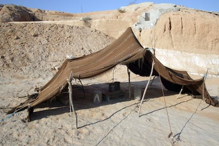 Siwa Tent - Life Time Experience - Stan