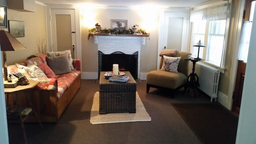 Comfortable & Renovated Apt. - Saranac Lake - Huoneisto